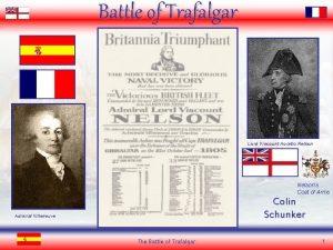 Battle of Trafalgar Lord Viscount Horatio Nelsons Coat