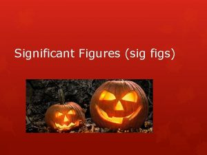 Significant Figures sig figs Measuring volume SigFig Rules
