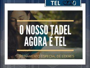 TEL TEL Campanha Publicitria ICPI CENCO TEL Formando