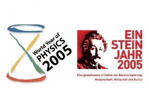 Einsteins annus mirabilis Fnf Schriften die Welt der