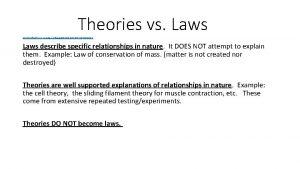 Theories vs Laws blob https3 Awww youtube com81
