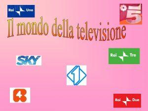 La televisione venne inventata nellottobre del 1925 dallinventore