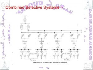 Combined Selective Systems Combined Selective Systems Double Ended