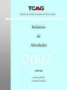 Tribunal de Contas do Estado de Minas Gerais