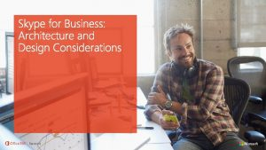 Skype vs Skype for Business The consumer experience