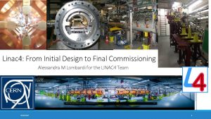 Linac 4 From Initial Design to Final Commissioning