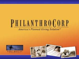 Estate Planning Ministry Your Estate Whether you are