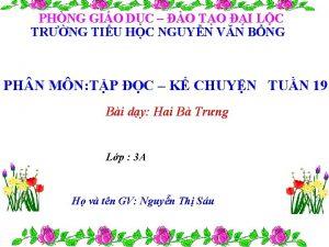 PHNG GIO DC O TO I LC TRNG