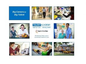 Big Careers for Big Talent Developing Talent across