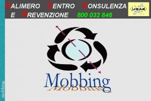mobbing CALIMERO CENTRO CONSULENZA E PREVENZIONE 800 032