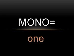 MONO one theos Greek god THEOLOGY THEOLOGIAN THEOCRACY