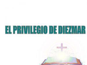 DEBER DE LOS LDERES Pr Diego Doria Que