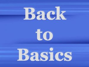 Back to Basics IF God wrote a book