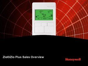 ZioZio Plus Sales Overview Zio Zio Plus LCD