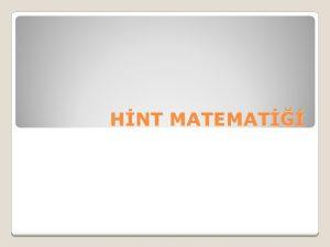 HNT MATEMAT HARAPPAN DNEM M 2600 M 1700