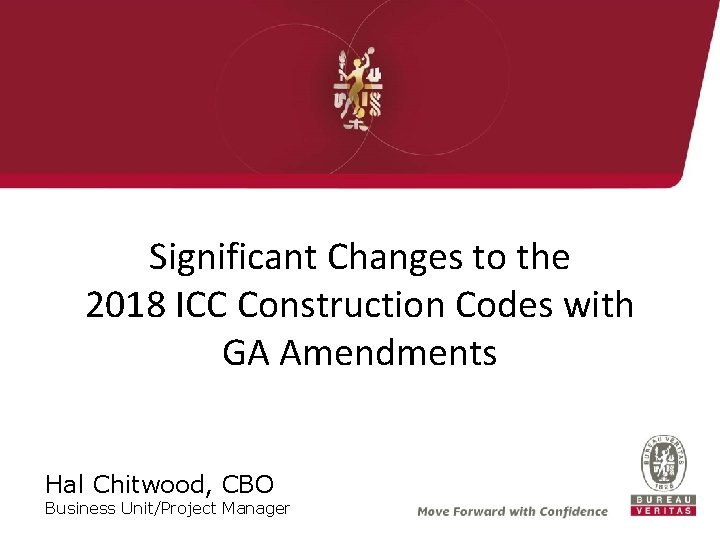 Significant Changes to the 2018 ICC Construction Codes