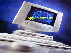 Application eMarketing Marketing Information System Application eMarketing Overview