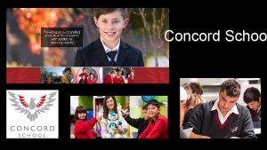 Concord Schoo Concord School is a prep to