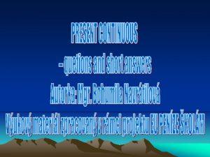 Nzev VY32INOVACE01Aj03 Pedmt Anglick jazyk Clov skupina 10