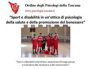 Ordine degli Psicologi della Toscana www psicologia toscana