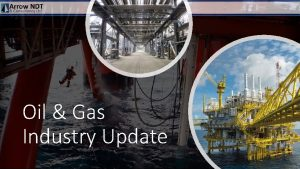 Oil Gas Industry Update Thanks to Oil Gas