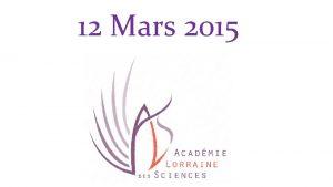12 Mars 2015 Rception dun nouveau socitaire Stphane
