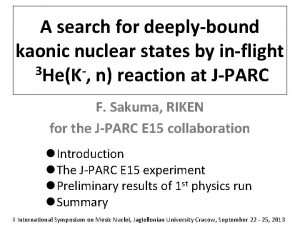 A search for deeplybound kaonic nuclear states by