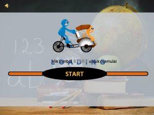klik tombol START untuk memulai START KAIDAH PENCACAHAN