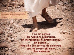 Texto Juan 10 27 30 Pascua 4 domingo