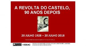 A REVOLTA DO CASTELO 90 ANOS DEPOIS 20