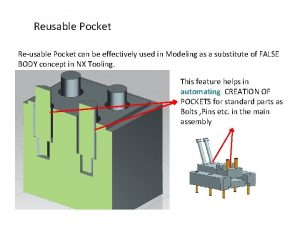 Reusable Pocket Reusable Pocket can be effectively used