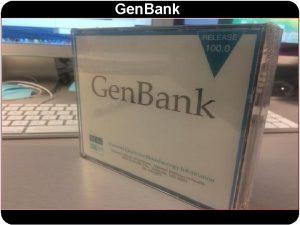 Gen Bank Gen Bank Qu es Genbank Gen