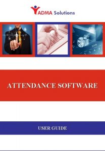 ATTENDANCE SOFTWARE USER GUIDE USER GUIDE Contents Login