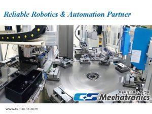 Reliable Robotics Automation Partner www csmecha com III
