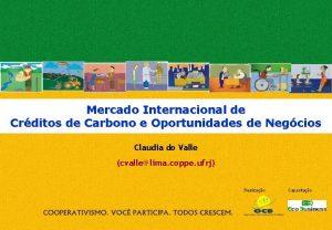 Mercado Internacional de Crditos de Carbono e Oportunidades