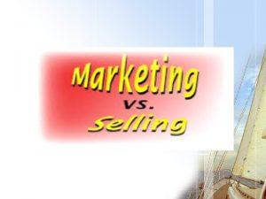 Pemasaran Marketing Sales Apakah Sales dan Marketing sama