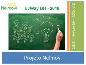 nibus Projeto Eltrico Nelmovi 2017 2018 Ev Way