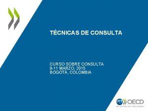 TCNICAS DE CONSULTA CURSO SOBRE CONSULTA 9 11