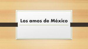 Los amos de Mxico Carlos Slim Carlos Slim