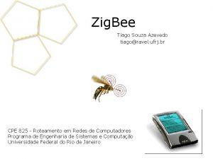 Zig Bee Tiago Souza Azevedo tiagoravel ufrj br