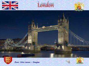 London Zene John Lennon Imagine London dlkeletBritanniban van