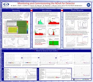 M 1 Baird Monitoring and Commissioning the NOA