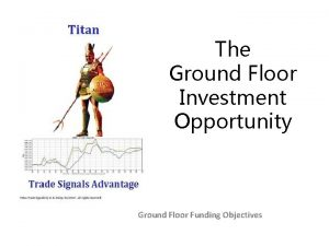 The Ground Floor Investment Opportunity Ground Floor Funding