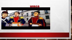 VIDEO CAMPAA LIBERTADORA Despus de que la nueva
