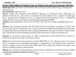 September 2019 doc IEEE 15 19 0435 01
