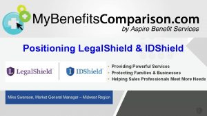 Positioning Legal Shield IDShield Providing Powerful Services Protecting