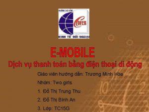 Gio vin hng dn Trng Minh Ha Nhm