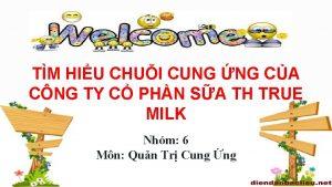 TM HIU CHUI CUNG NG CA CNG TY
