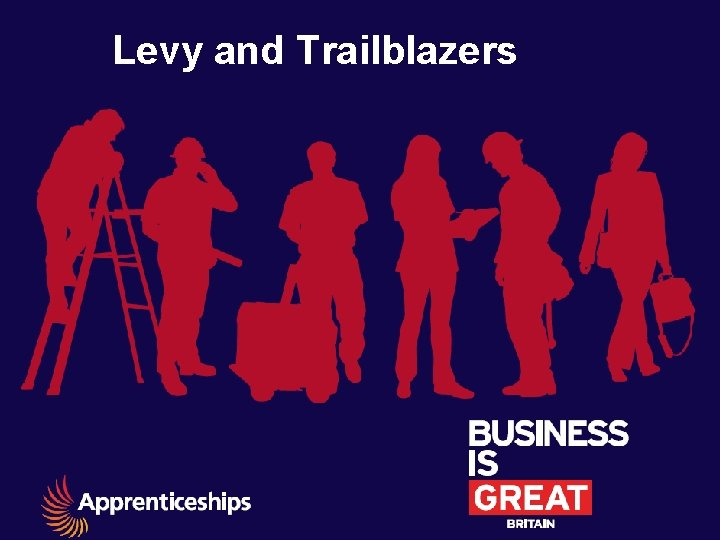 Levy and Trailblazers The Levy is part of