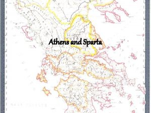 Athens and Sparta Persian Wars 500 448 BCE
